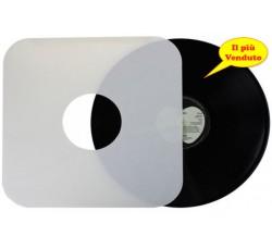 "Buste interne 12""LP, BIANCO SFODERATE, carta 140gr, angoli Cut (Conf.25)"