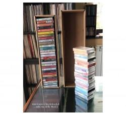 MUSIC MAT - Scatola Contenitore di cartone per 30 Musicassette (Qtà.5)