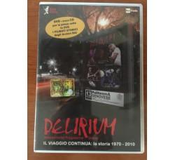 Delirium – Il viaggio continua: la storia 1970-2010  -  DVD + CD