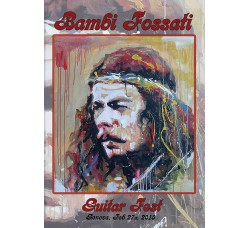 Artisti Vari – Bambi Fossati Guitar Fest -  DVD 2016