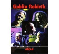 Goblin Rebirth – Alive . DVD 2016