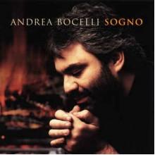 Andrea Bocelli – Sogno  - CD, Album 1999