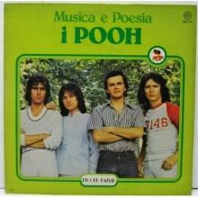 Pooh – Musica E Poesia Pensiero - LP/Album 1978