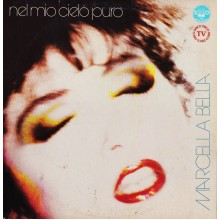 Marcella Bella – Nel Mio Cielo Puro - LP/Album 1984