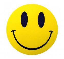 """FACTORY - Tappetino Antistatico design """"SMILEY"""" (Conf.1 Pezzo)"""