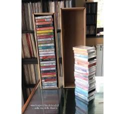 MUSIC MAT - Scatola Contenitore di cartone per 30 Musicassette  (Qtà.20)