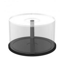 TEC - Campana di plastica vuota per 50 CD, DVD  (Qtà.1)