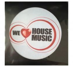 """MUSIC MAT - Tappetino Antistatico design """"HOUSE"""" Feltro mm 3 (Conf.1 Pezzo)"""