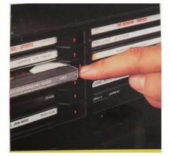 BOX Contenitore per 24 CD - DVD - Custodie  Jewel Case - Plastica Antiurto