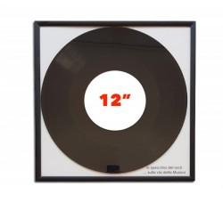 "Cornice ""MUSIC MAT"" - Per dischi vinili da 30cm / 12"" pollici (Conf.1 Cornice)"