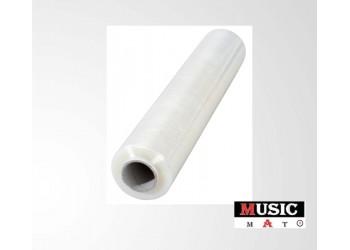 MUSIC MAT - Pellicola film estensibile trasparente in PE 17 mµ  (1 Bobina)
