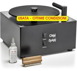 OKKI NOKKI modello 2021 USATA - Macchina Lavadischi colore Nero + Spazzola e Detergente.