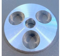 ANALOGIS - Adattatore Universale per Giradischi Alluminio .