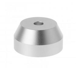 """Adattatore Universale """"DYNAVOX""""  per Giradischi - Mod.Conico altezza 20 mm (Conf.1 Pezzo)"""