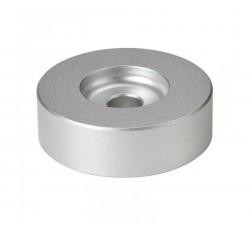 DYNAVOX - Adattatore in Alluminio per giradischi Colore SILVER