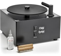 OKKI NOKKI modello 2021 - Macchina Lavadischi colore Nero + Spazzola e Detergente.