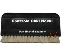 "OKKI NOKKI - Spazzola ""Micro Hair"". Pulizia e Lavaggio dei vinili."