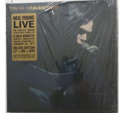 Neil Young – Young Shakespeare – Cofanetto Limited – Copia 37226