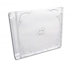 Custodie  Super Jewel Box  premium Double (Conf. 5 pezzi)