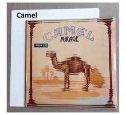 MUSIC MAT - Separatori per dischi LP colore BIANCO Flap cm 31 - (Qtà.1)