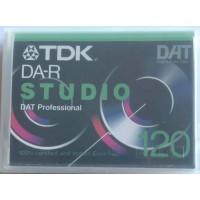 TDK - DAT DA-R STUDIO 120