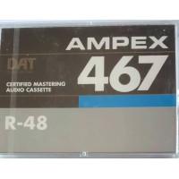 AMPEX 467  - DAT R-48 -DIGITAL AUDIO TAPE