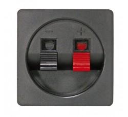 Terminale di collegamento in plastica ABS antifurti - Q.ta 1 pezzo