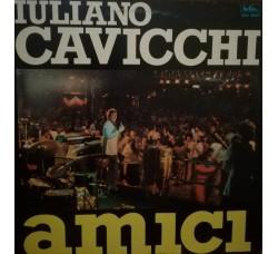 Juliano Cavicchi – Amici - LP/Vinile