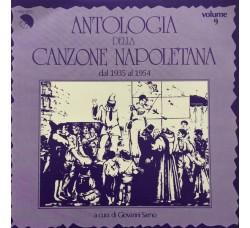 Artisti vari  – Antologia Della Canzone Napoletana Volume 9, Dal 1935 Al 1954