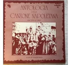 Artisti vari - Antologia Della Canzone Napoletana dal 1954 al 1965 Vol. 10 -  LP/Vinile