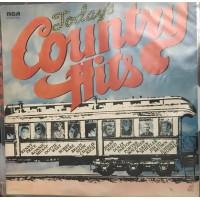 Artisti vari – Today's Country Hits  - LP/Vinile