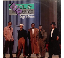 Kool & The Gang – Rags To Riches – LP/Vinile