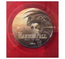HammerFall – Built To Last – LP/Vinile Red Vinyl