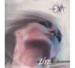Anna Oxa – Live Con I New Trolls – 2LP/Vinile - Prima stampa 1990