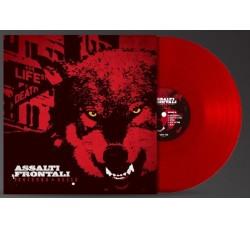 Assalti Frontali - Profondo rosso – LP/Vinile Rosso