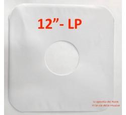 """Copertina leggera con angoli sagomati  per LP, 12"""" Pollici (Q.ta 25 pezzi)"""