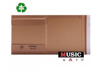 Scatola di Cartone KRAFT per la spedizione dei DISCHI VINILI - 1/10 LP (Conf.10 pezzi)