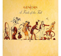 GENESIS – A Trick Of The Tail - LP/Vinile  1° Stampa 1976