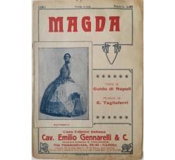 Spartito Musicale -  Magda