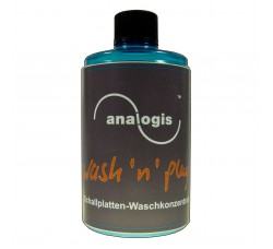 ANALOGIS  - Detergente concentrato per preparare 5 litri di liquido Pulizia e Lavaggio dei Vinili -