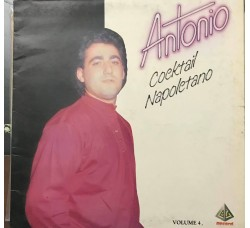 Antonio - Cocktail Napoletano - LP/Vinile