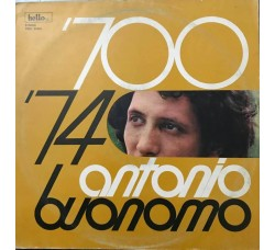 ANTONIO BUONOMO  - Vol.4  - LP/Vinile