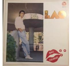 Enzo Lao – Baci Colorati - LP/Vinile