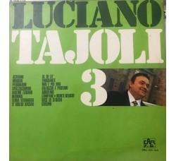 Luciano Tajaoli - 3 - Scrivimi - LP/Vinile