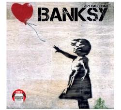 Calendario - BANKSY - Collezione (2021)