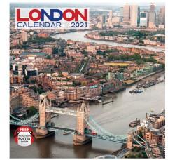 LONDRA - LONDON - Calendario da Collezione (2021)