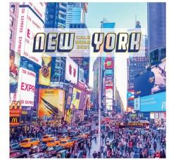 SPEDIZIONE GRATUITA - NEW YORK - Calendario da collezione 2021 -
