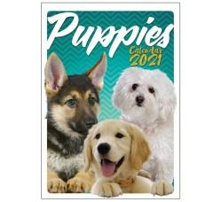 SPEDIZIONE GRATUITA - PUPPIES -  Calendario  Collezione 2021