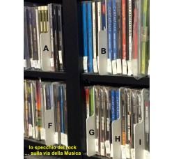 SEPARATORI / DIVISORI per CD Colore Bianco - Mod - Inglese  - Qtà 10