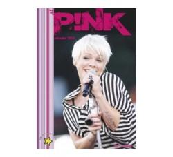 PINK - Calendario da collezione 2010 - Contiene 12 Stickers
